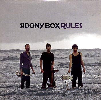 Disques labellisés Grandes Z'oreilles SIDONY-BOX_Rules_w001