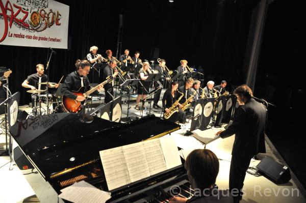 l'JBB big band - Auxonne, sept. 2013