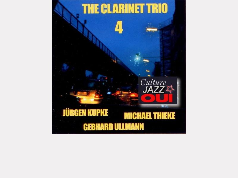 "The Clarinet Trio : ""4"""