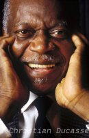 Hank Jones, Paris 1994 -  voir en grand cette image