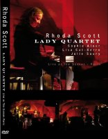 "Rhoda SCOTT LADY QUARTET : « »Live at the Sunset - Paris"" (DVD) -  voir en grand cette image"