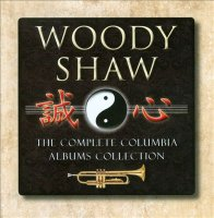 Woody Shaw : « The Complete Columbia Albums Collection » -  voir en grand cette image