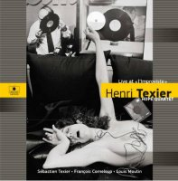 Henri TEXIER HOPE QUARTET : « Live at « L'Improviste » » -  voir en grand cette image