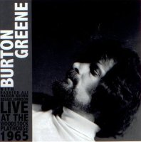 Burton Greene : « Live at the Woodstock Playhouse 1965 » -  voir en grand cette image
