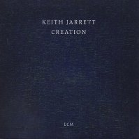 Keith JARRETT : « Creation » -  voir en grand cette image