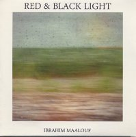 Ibrahim MAALOUF : « Red and Black Light » -  voir en grand cette image