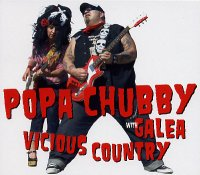 Popa Chubby with Galea : « Vicious country » -  voir en grand cette image