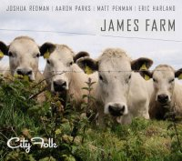 JAMES FARM : « City Folk » -  voir en grand cette image