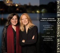 Dawn UPSHAW & Maria SCHNEIDER : « Winter Morning Walks » -  voir en grand cette image
