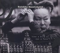 Sainkho NAMTCHYLAK : « Like a bird or spirit, not a face » -  voir en grand cette image