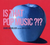 David CHEVALLIER featuring David LINX : « Is That Pop Music ?!? » -  voir en grand cette image