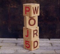 Paul JARRET - PJ5 : « Word » -  voir en grand cette image