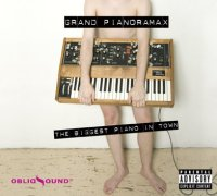 Grand Pianoramax - « The Biggest Piano in Town » -  voir en grand cette image