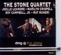 "The Stone Quartet : ""DMG@The Stone Volume 1"" -  voir en grand cette image"