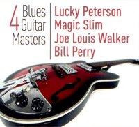 "4 Blues Guitar Masters"" -  voir en grand cette image"