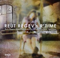 Reut REGEV's R*TIME : « Exploring the Vibe » -  voir en grand cette image