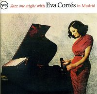 Eva CORTÉS : « Jazz one night with Eva Cortés in Madrid » -  voir en grand cette image