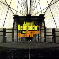 "Lionel BELMONDO Trio : ""Plays European Standards"" -  voir en grand cette image"