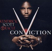 Kendrick SCOTT ORACLE : « Conviction » -  voir en grand cette image