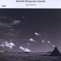 Sokratis SINOPOULOS Quartet : « Eight Winds » -  voir en grand cette image