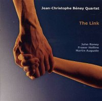 Jean-Christophe Béney Quartet : « The Link » -  voir en grand cette image