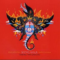 MEHLIANA : Brad MEHLDAU – Marc GUILIANA : « Taming The Dragon » -  voir en grand cette image