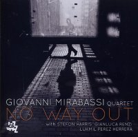 Giovanni MIRABASSI Quartet : « No Way Out » -  voir en grand cette image