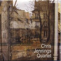 CHRIS JENNINGS Quartet -  voir en grand cette image