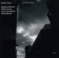 ENRICO RAVA « New York Days » -  voir en grand cette image