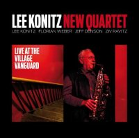 Lee KONITZ NEW QUARTET : « Live at the Village Vanguard » -  voir en grand cette image