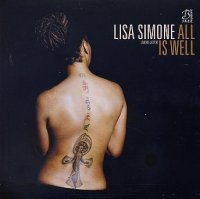 Lisa SIMONE : « All is Well » -  voir en grand cette image