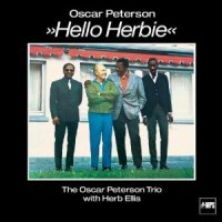 Oscar Peterson with Herb Ellis -  voir en grand cette image
