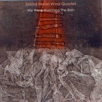Szilárd Mezei Wind Quartet : « We Were Watching The Rain » -  voir en grand cette image