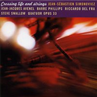 Jean-Sébastien Simonoviez - « Crossing life and strings » -  voir en grand cette image