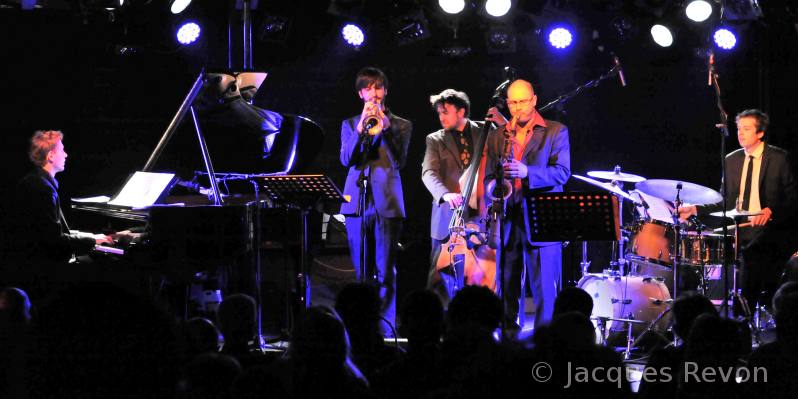 Tribute To Art Blakey - Dijon, La Vapeur, avril 2012
