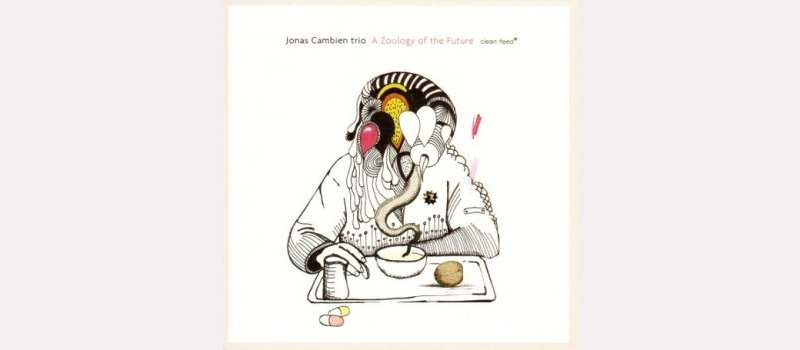 "Jonas CAMBIEN Trio : ""A Zoologyof the Future"""