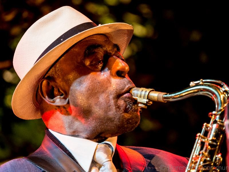 Archie Shepp ©© Florence Ducommun - 2015
