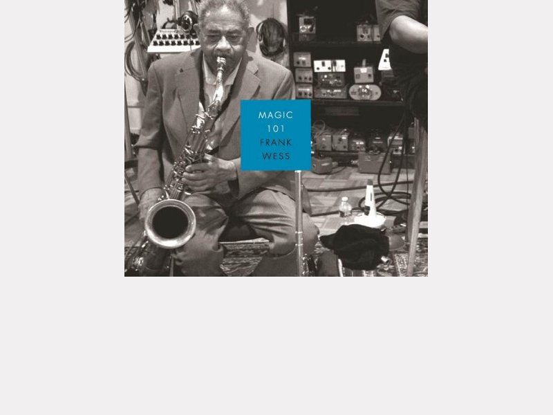 "Frank Wess : ""Magic 101"""