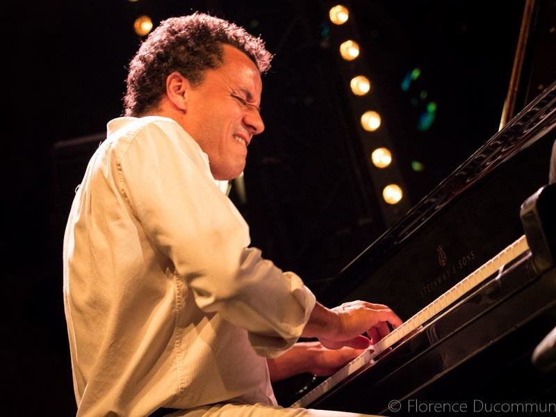 Jacky Terrasson ©© Florence Ducommun - 2015