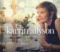 Karrin ALLYSON : « Many A New Day – Sings Rodgers & Hammerstein » -  voir en grand cette image