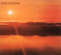 John Coltrane : « Interstellar Space » -  voir en grand cette image