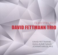 David FETTMANN Trio : « Ruby Project » -  voir en grand cette image