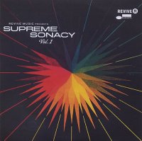 Meghan STABILE - REVIVE MUSIC : « Presents… Supreme Sonacy – Vol.1 » -  voir en grand cette image