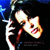 Carolyn Hume - Solo piano works -  voir en grand cette image